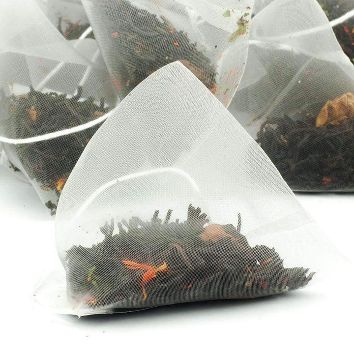 Apple & Cinnamon Pyramid Teabags - The Soho Tea Company