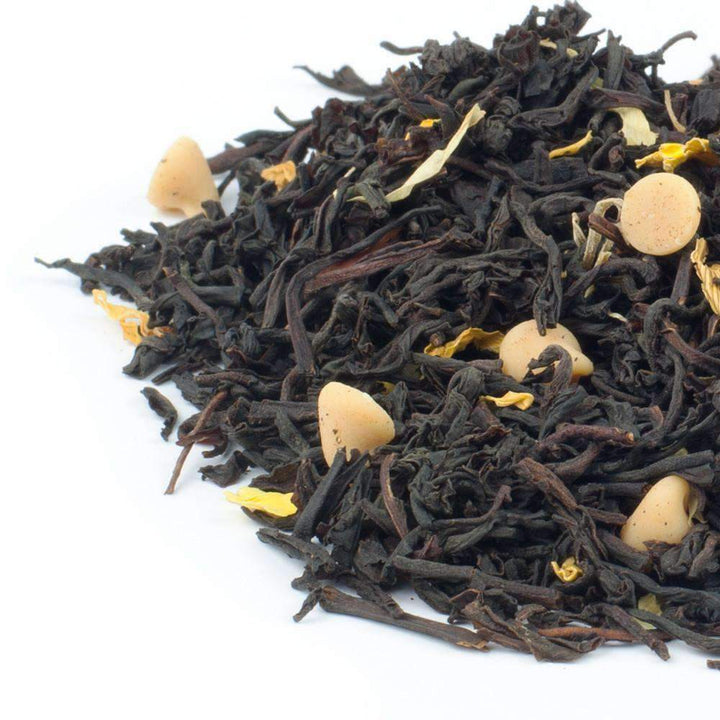 Caramel Cream Flavoured Black Tea - The Soho Tea Company