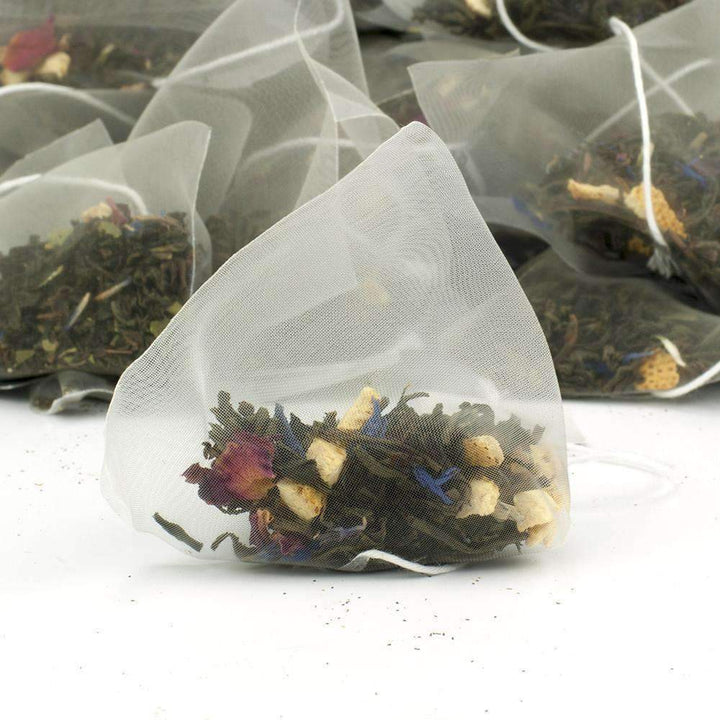 Duchess Earl Grey Tea Pyramid Teabags - The Soho Tea Company