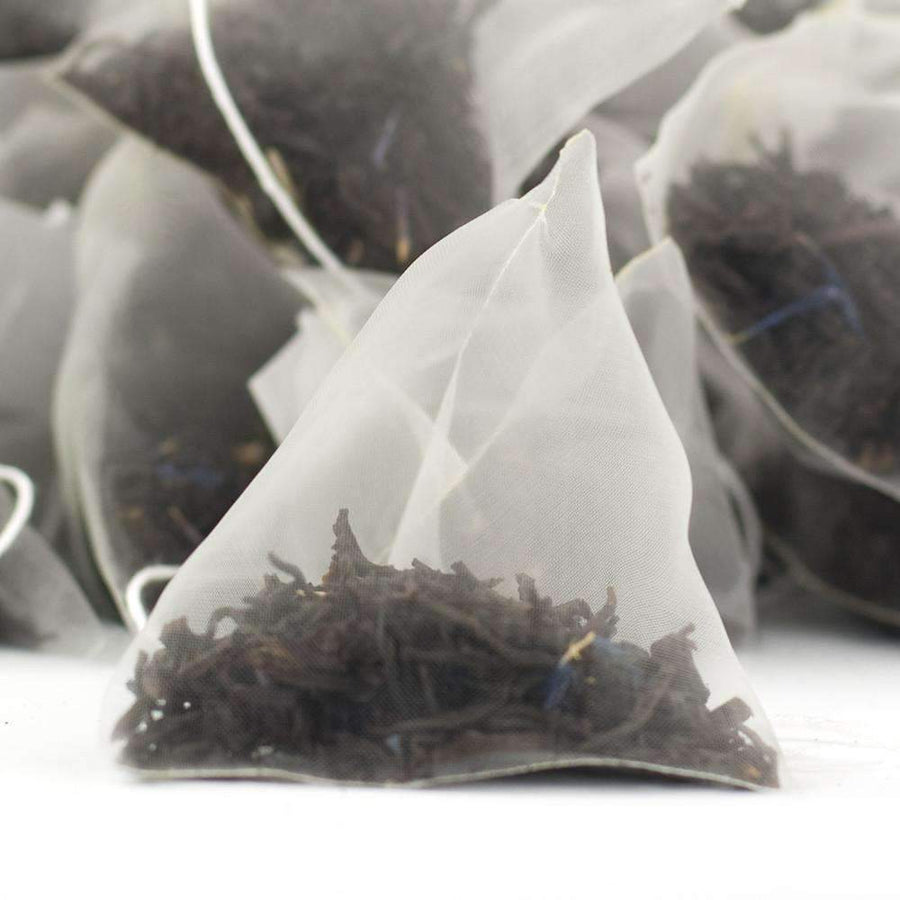 Earl Grey Tea Pyramid Teabags - The Soho Tea Company