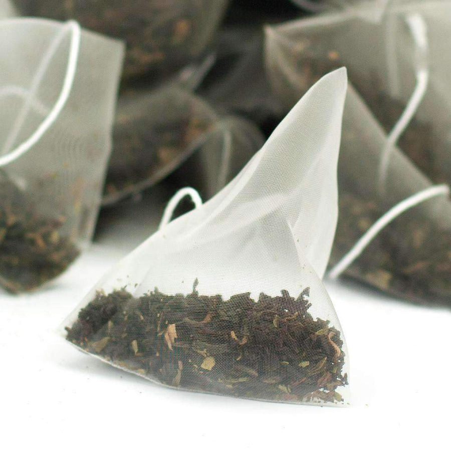 Moroccan Mint Pyramid Teabags - The Soho Tea Company