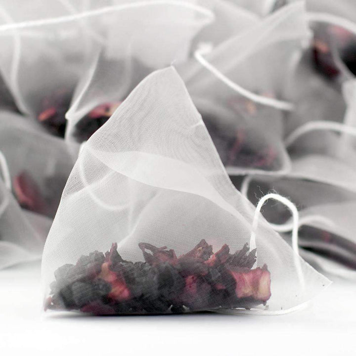 Delicious Berry Fruit Tea Pyramid Teabags - The Soho Tea Company