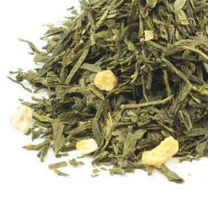 Lemon & Lime Green Tea - The Soho Tea Company