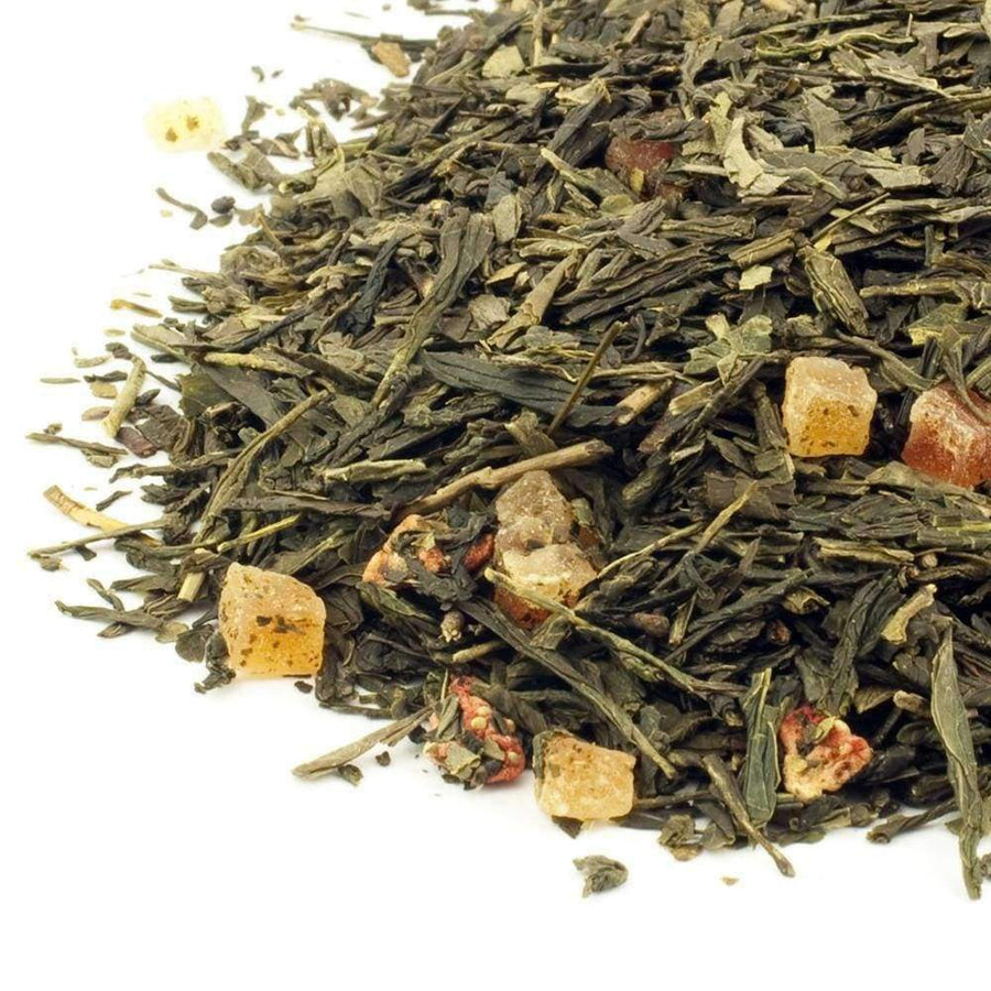 Summer Strawberry Green Tea - The Soho Tea Company
