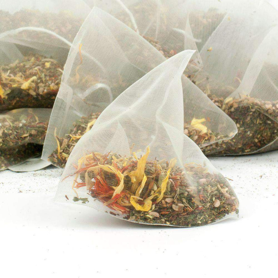Harmony Herbal Tea Pyramid Teabags - The Soho Tea Company
