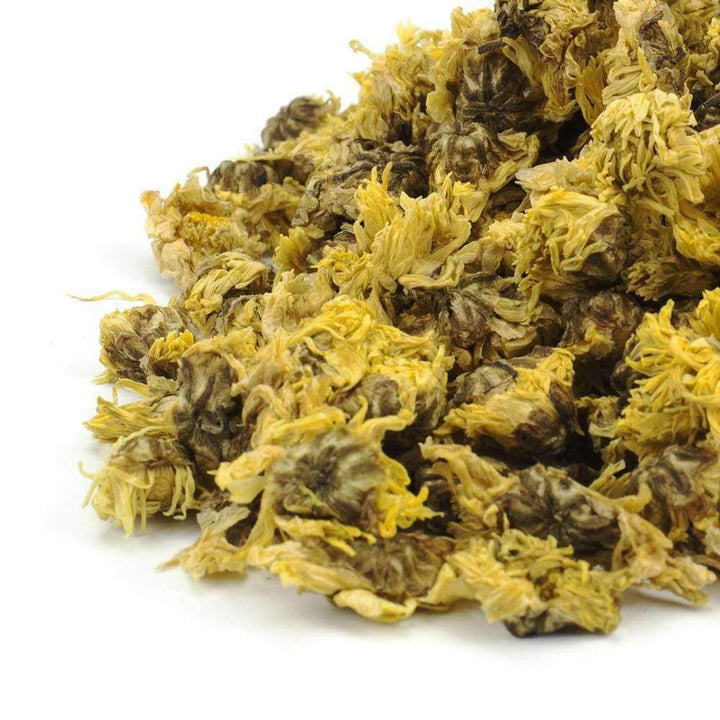 Chrysanthemum Flowers - The Soho Tea Company