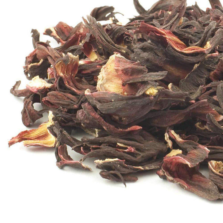 Hibiscus Flowers - The Soho Tea Company