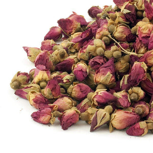 Wild Rosebuds - The Soho Tea Company