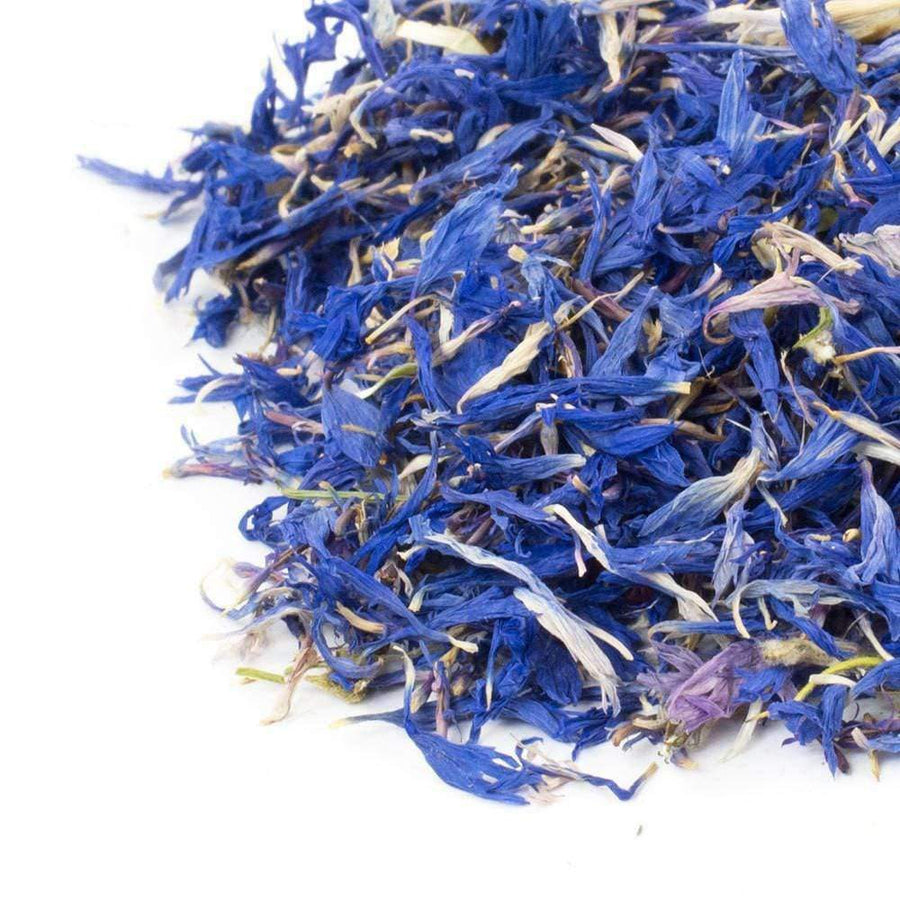 Cornflower Petals - The Soho Tea Company
