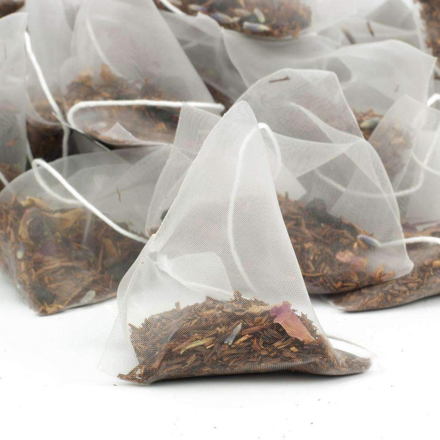 Fruit & Blossom Rooibos Tea Pyramid Teabags - The Soho Tea Company