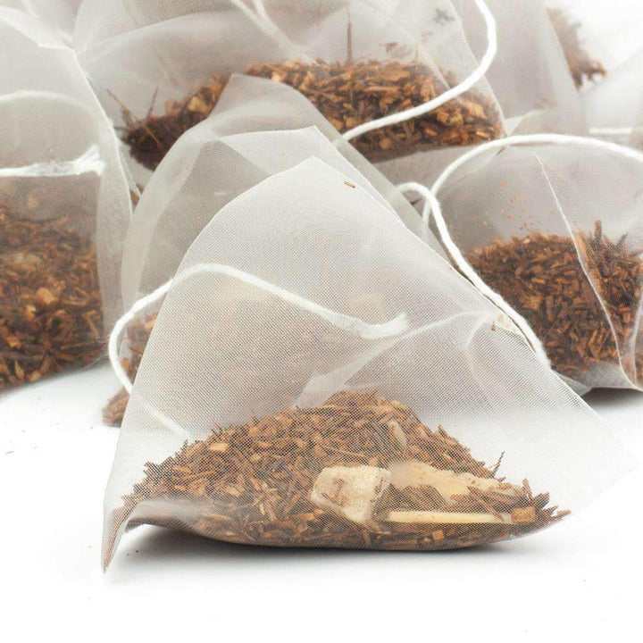 Winter Star Rooibos Pyramid Teabags - The Soho Tea Company
