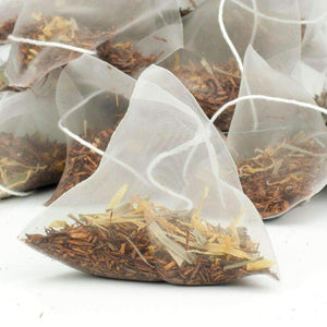 Zesty Lemon Rooibos Tea Pyramid Teabags - The Soho Tea Company