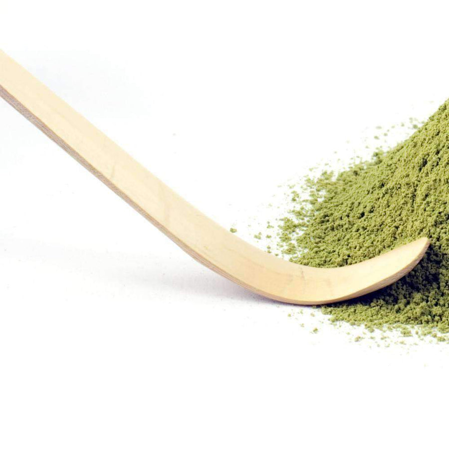 Matcha Bamboo Scoop - The Soho Tea Company