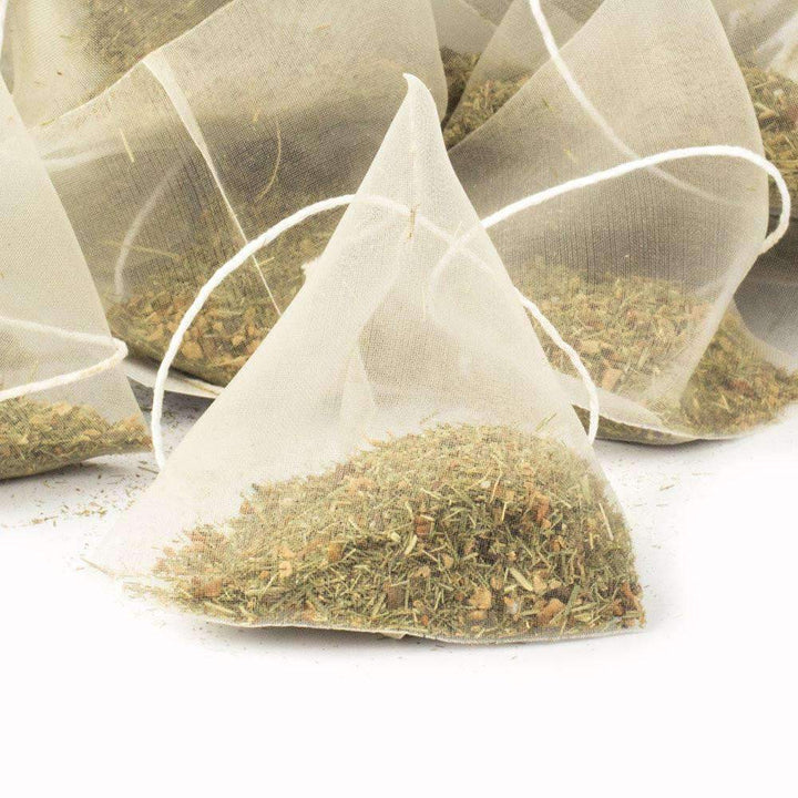 Tangawizi Lemon Pyramid Teabags - The Soho Tea Company