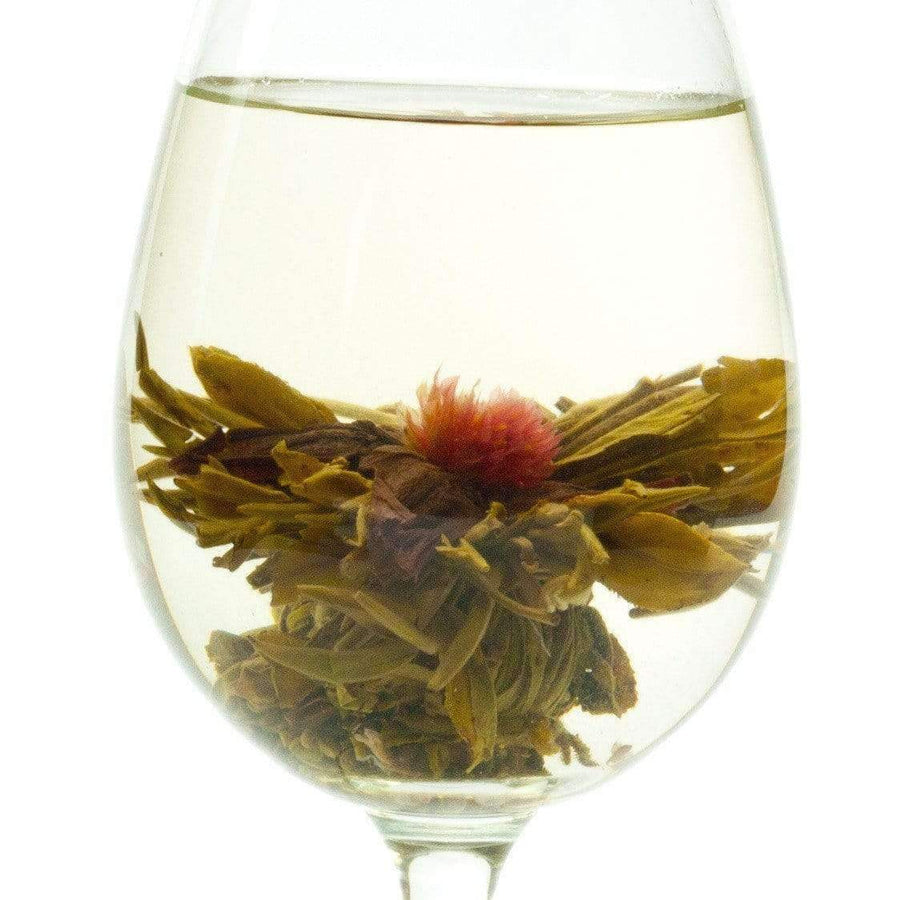 Lotus Peak Flower Burst Flowering Tea - The Soho Tea Company