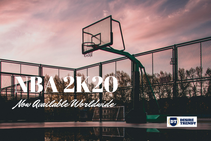 Welcome to the Next: NBA2K20 Now Available Worldwide