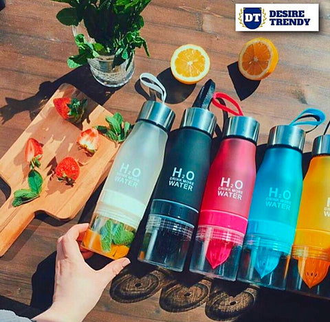 Desire Trendy H2O infuser water bottle