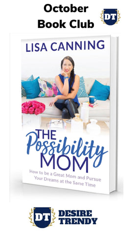 Desire Trendy The Possibility Mom Hard Cover