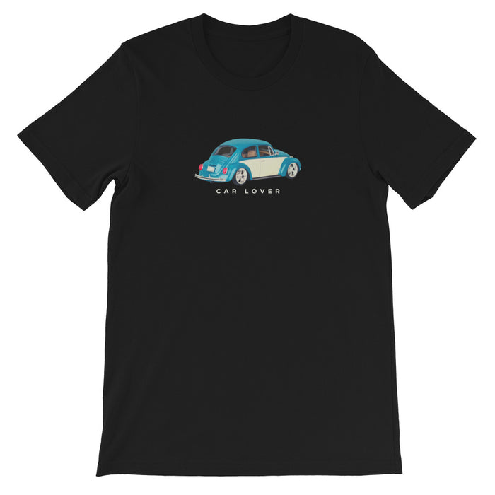 Car Lover Short-Sleeve T-Shirt