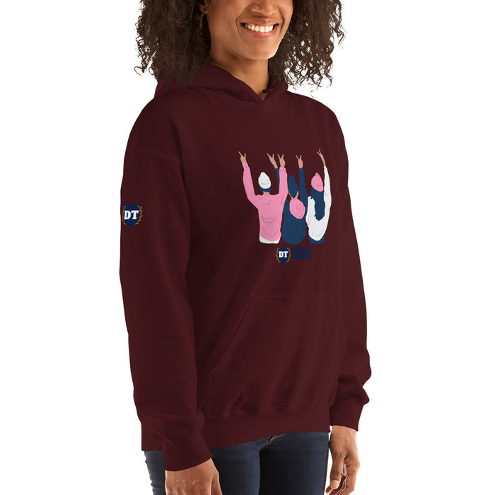 Cool Girl's Hoodie Colors