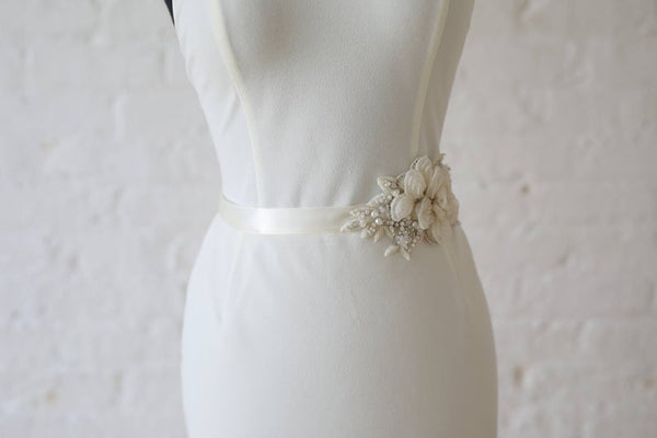 """Betty"" Bridal Belt"