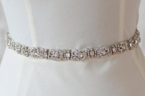 """Dori"" Bridal Belt"