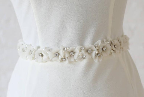 """Nora"" Bridal Belt"