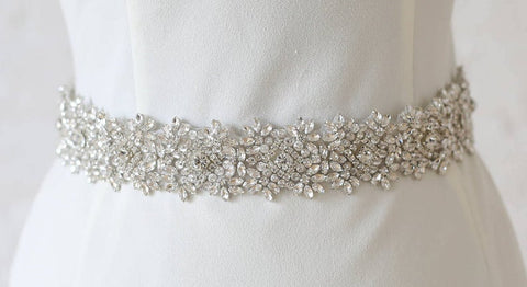 """Sabina"" Bridal Belt"