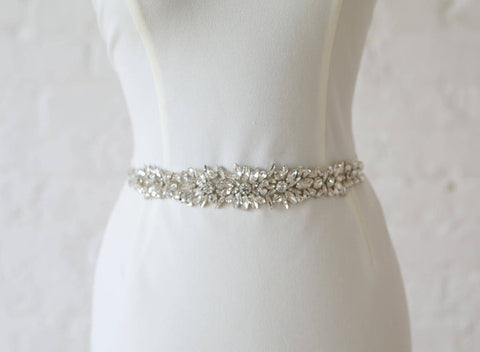 """Adriana"" Bridal Belt"