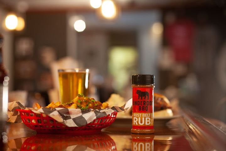 "Underdog BBQ ""Rust Belt"" Rub"