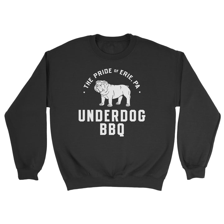 "Underdog BBQ ""Pride of Erie"" Crewneck Sweatshirt"
