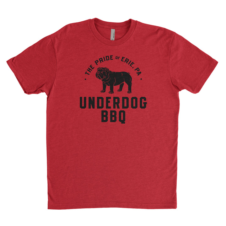 "Underdog BBQ ""Pride of Erie"" Tee"