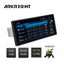 "10.25"" 1 Din Car Stereo Carplay Built-in 4G Modem DSP Receiver with Bluetooth"