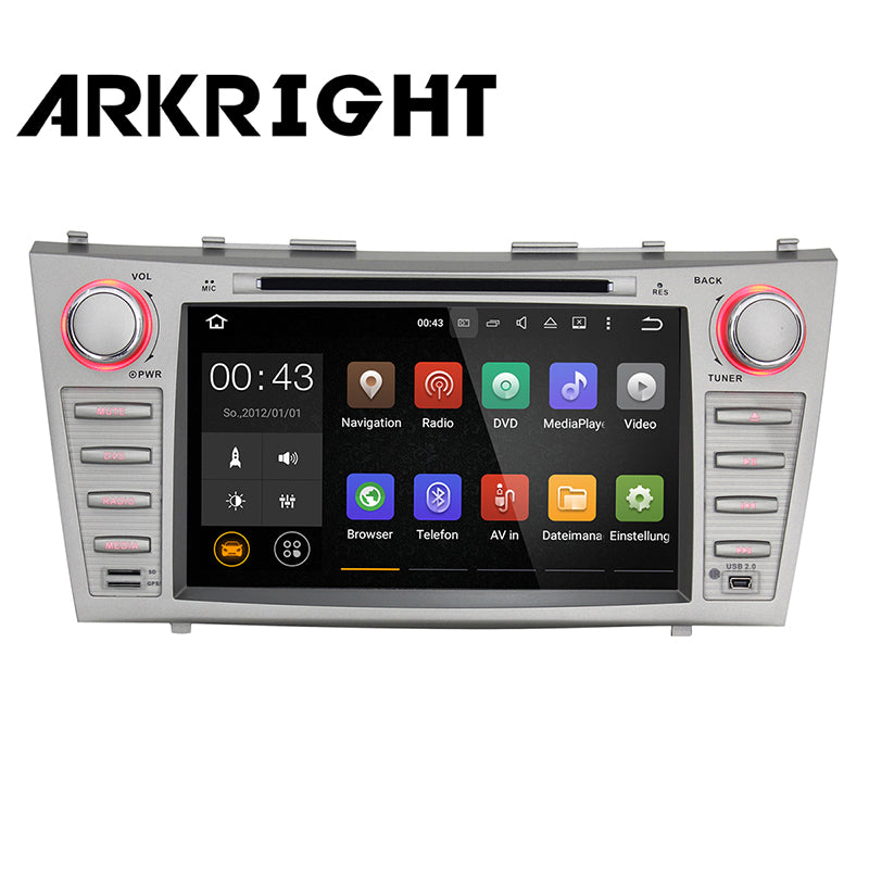 Toyota Camry Car Stereo Multimedia Player
