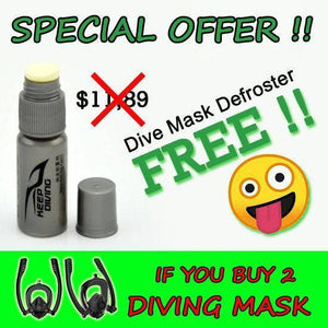Diving Mask 2020
