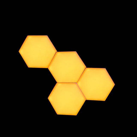 Led  Wall Lamp Honeycomb