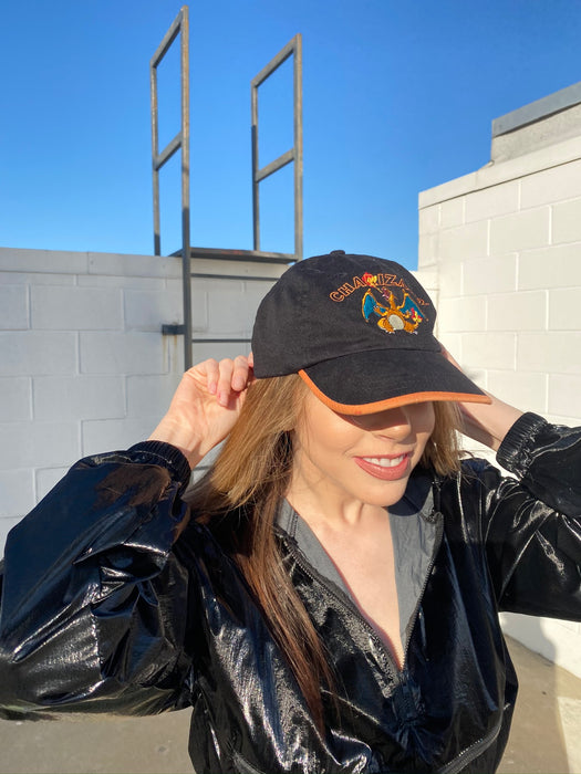 charizard pokemon hat