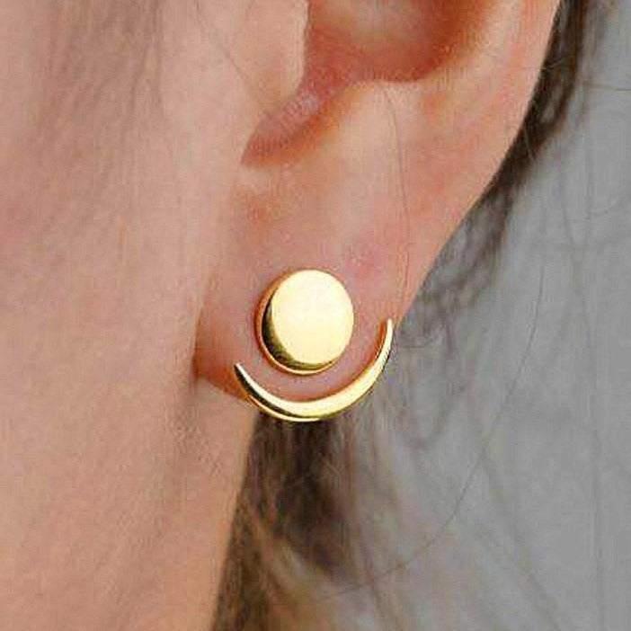 Pluto Stud Earrings