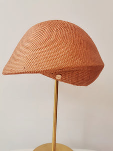 GUENDALINA HAT IN CORAL - FLAPPER