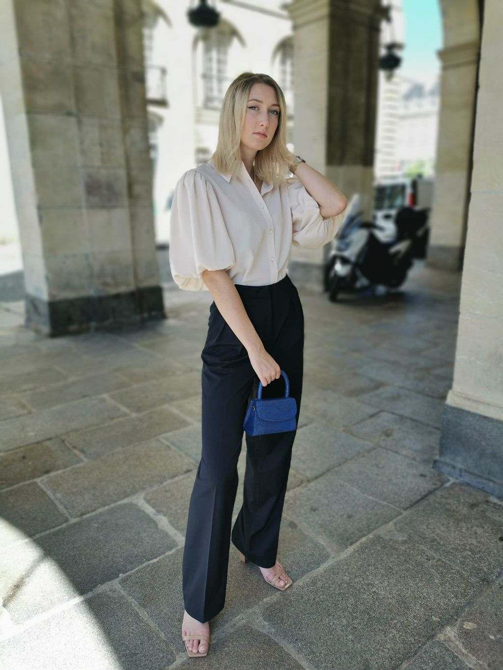 CHLOE TROUSERS - Les Coyotes de Paris