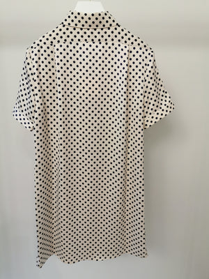 SHIRT DRESS POLKADOT ALEXACHUNG