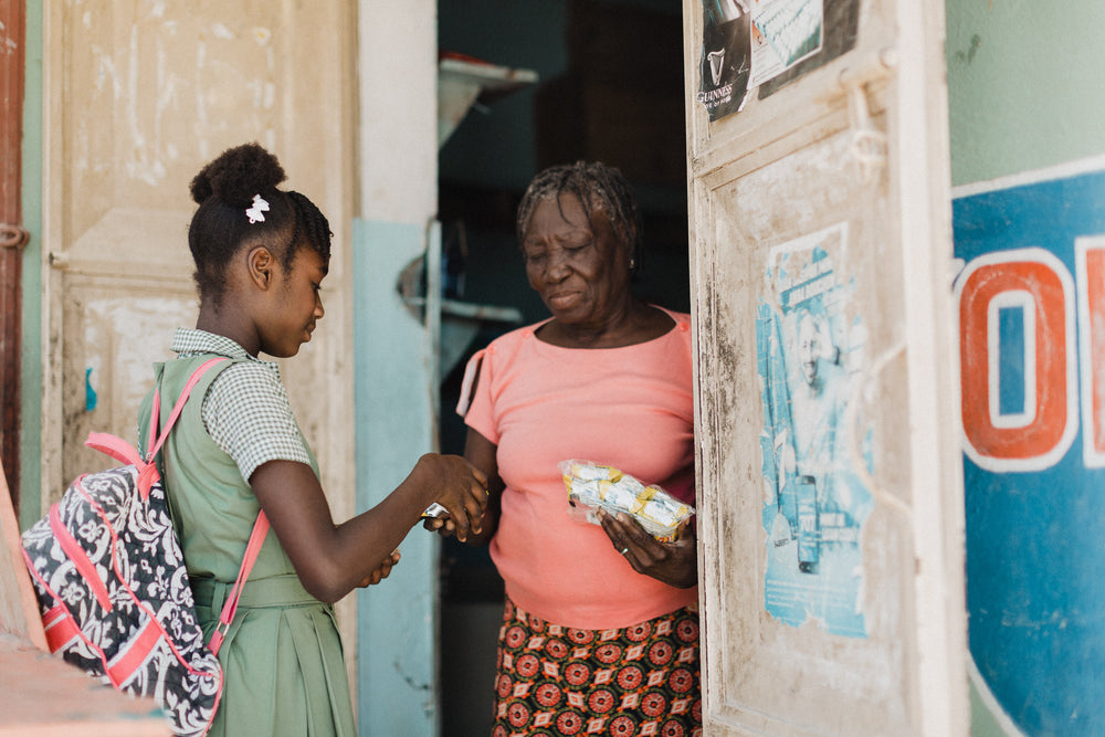Haiti Through a Child's Eyes