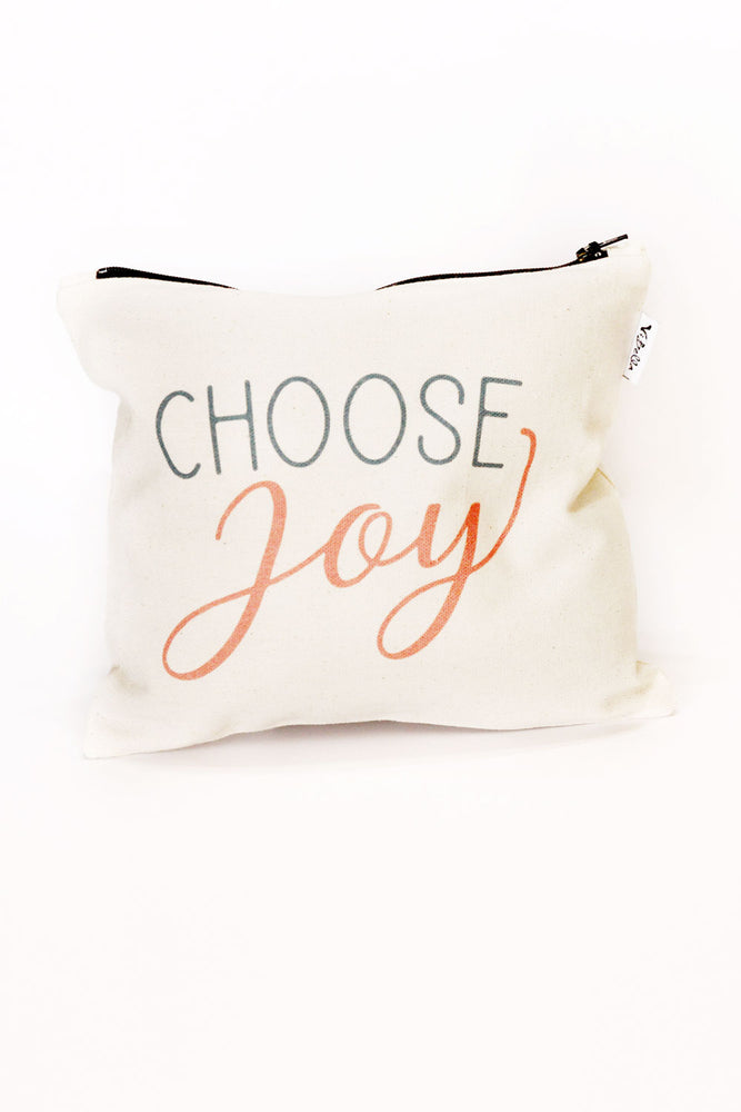 Choose Joy -  Accessories Bag