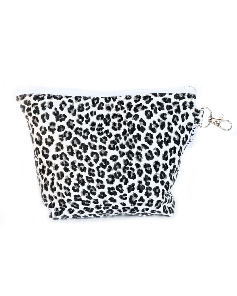 Leopard Accessories Bag