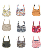Assorted Soleil Crossbody Bag