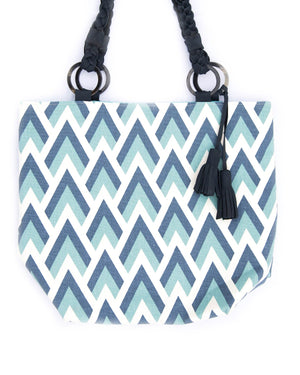 Blue Mountain Tote