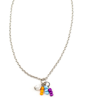 Girl's Haitian Seed Necklace