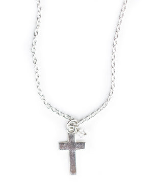 Haitian Cross Necklace