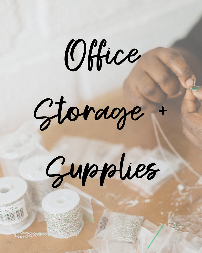 Office Storage and Supplies