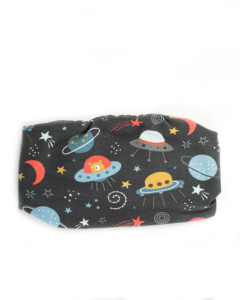 Outer Space Headband Mask